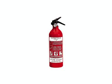 Extintor ABC 2 Kg Manual Seguridad