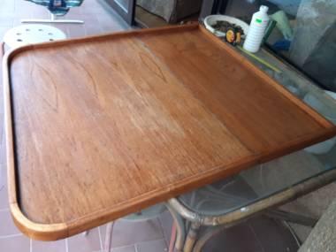 mesa de salón plegable Equipo cubierta