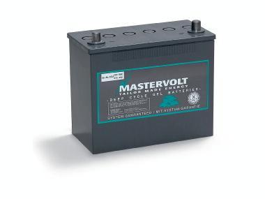 Baterías Mastervolt de gel sin mantenimiento Otros