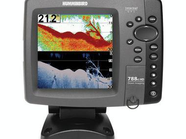 GPS PLOTTER SONDA HUMMINBIRD 788 Cxi HD DI Combo Electrónica