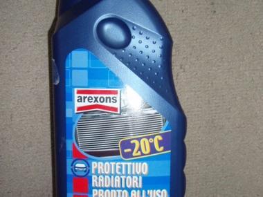 PROTECTOR PARA RADIADOR  AREXONS  1000ML  OUTLET Motores