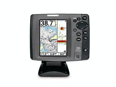 Sonda/GPS/Plotter  Humminbird  587 CXI HD combo Otros