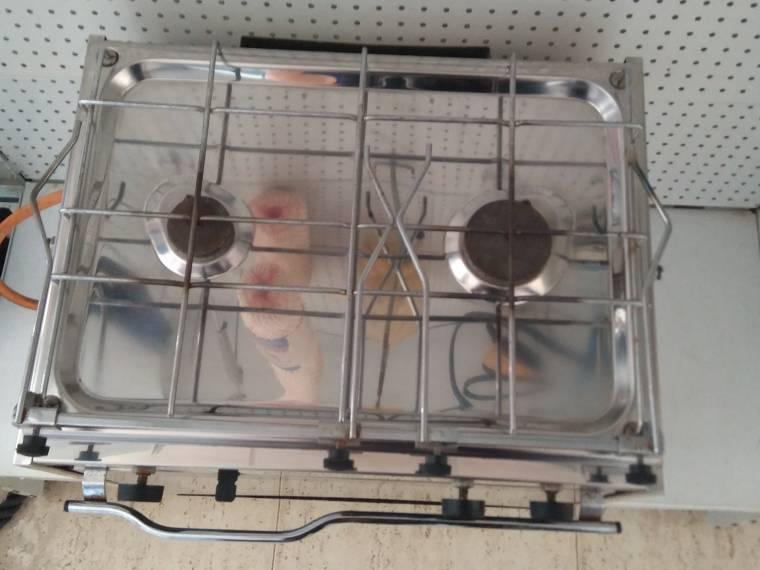 Horno De Cocina De Segunda Mano | Cocina Con Horno A Gas De Segunda Mano 67685 Cosas De Barcos