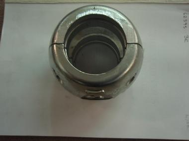 X ANODO ZINC COLLARIN EJE 65MM Motores