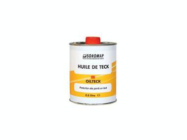 Aceite Oil Teck 500 Ml Varios/Decor/Libros