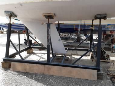 Invaso / sella per barca Equipamiento de puertos