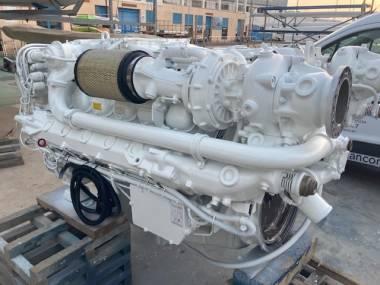MAN  D2842 LE404 1300CV Motores