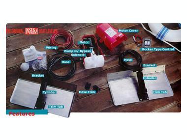 Flaps electrohidráulicos con 4 cilindros Otros