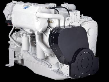 2 Motori Cummins QSC 8.3 + Invertitori Motores