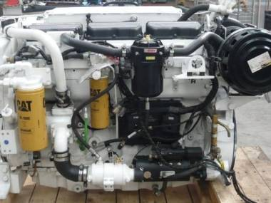 Marine engine caterpillar C12 Motores
