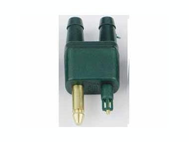 Conector Manguera Macho Doble Salida Johnson-Evinrude OMC Motores