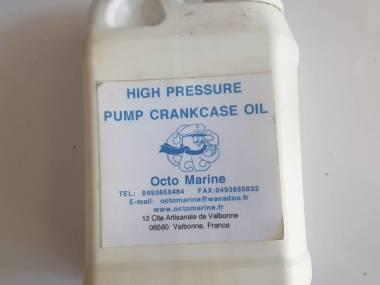 Octo Marine Pump Cárter Aceite de Alta presión 1L. Motores