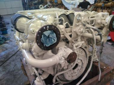 3 marine engine man D2848 LE 640 H.P to 2300 h.p Motores