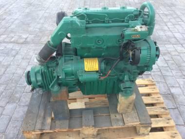 Motor Volvo bancada 30 caballos modelo 2003 Motores