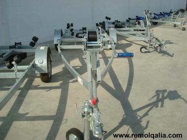 Remolque RQ N800R Remolques