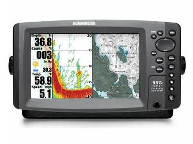 Sonda/GPS/Plotter  Humminbird  958 HD XD combo. (Profundidad) Otros
