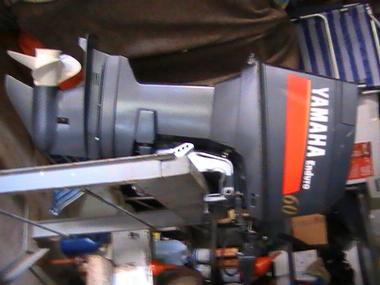 yamaha 60cv enduro Motores