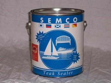Sellador de Teca Semco Equipo cubierta
