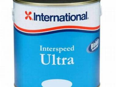 Antifouling Interspeed Ultra NAVY AZUL International 2,5 Litro Otros