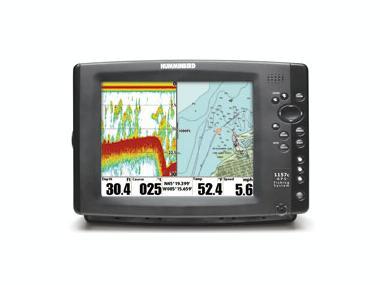 Sonda/GPS/Plotter 1157CX Combo Electrónica