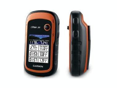 GPS Garmin eTrex 20 Electrónica