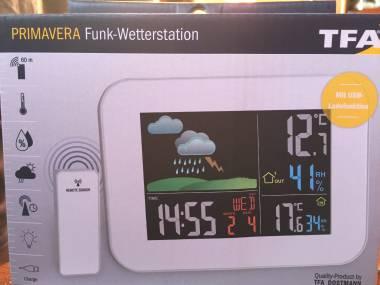 Estación meteorológica inalámbrica Electrónica