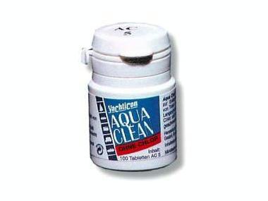 Aqua Clean Tablets Yachticon Otros