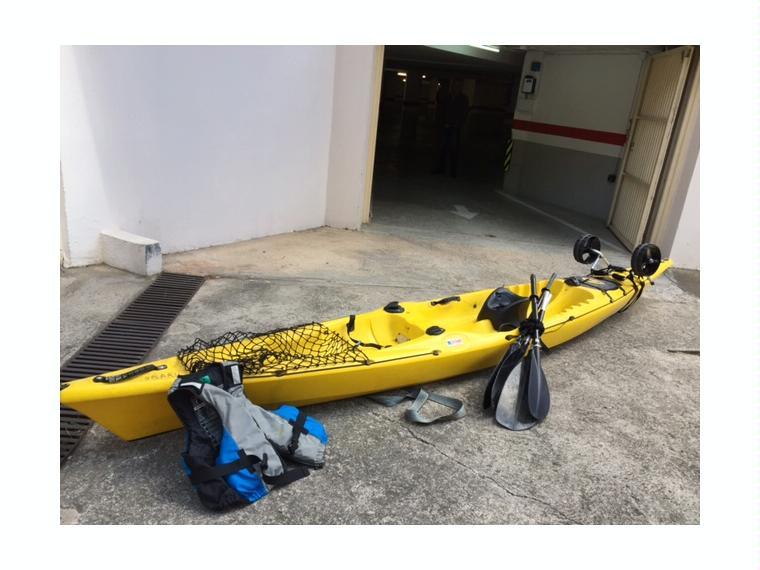 kayak idoine de segunda mano 55487 cosas de barcos
