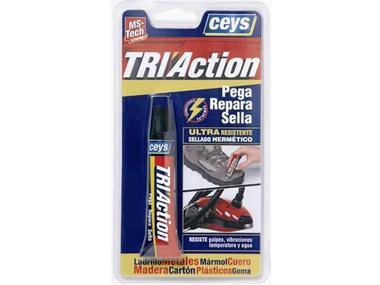 Pegamento Ceys TRI'Action 10 g Otros
