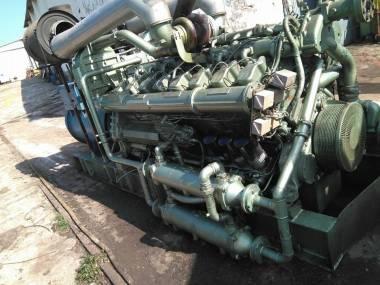 MARINE ENGINE GUASCOR SF480 Motores