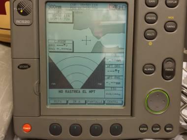 Ploter Raymarine RC520 Plus Electrónica
