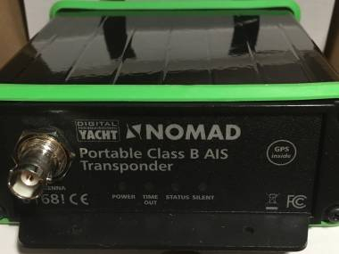 AIS NOMAD Digital Yach Electrónica