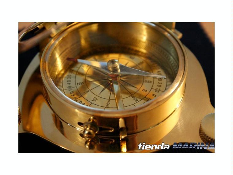 Reloj Solar Con Brújula B641 Otros 53514 Cosas De Barcos