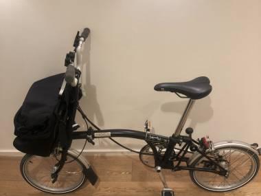 Bicicleta plegable Brompton Otros