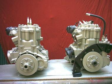MOTORES BOMBARDIER ROTAX Motores