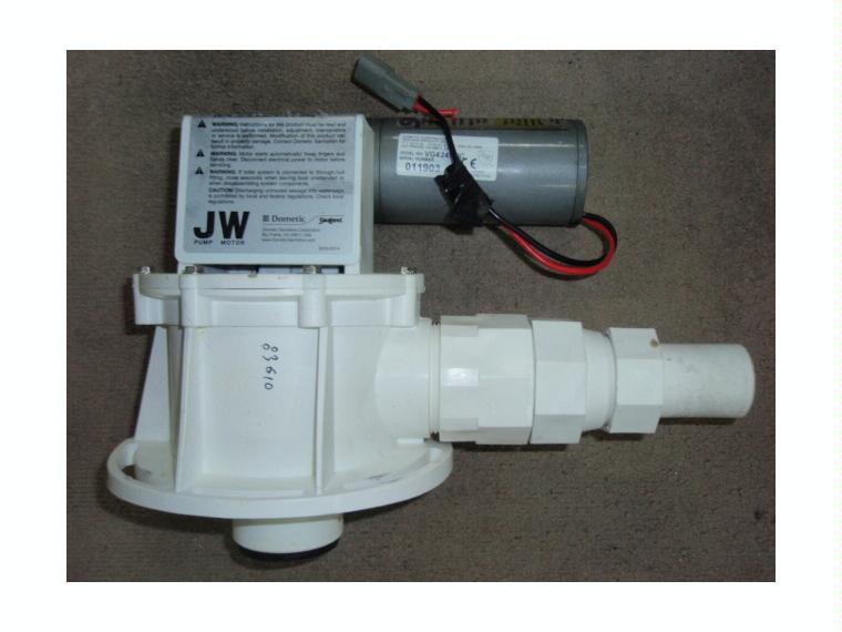 Bomba para inodoro sealand vg4 24v de segunda mano 01100 for Bomba trituradora inodoro precio