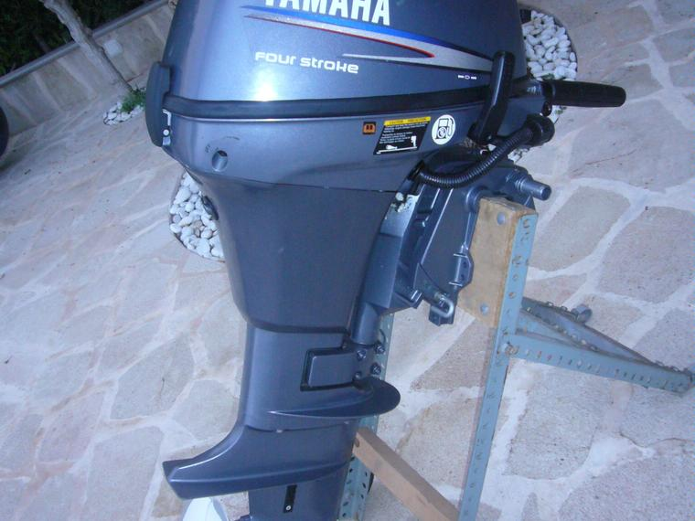 motor de fuera borda yamaha 6cv cuatro tiempos