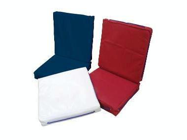 Cojin Flotante Cubierta Individual Rojo Confort a bordo