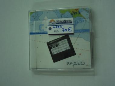 CARTA C-MAP NT + FP-CARD TYRRENIAN SEA Electrónica