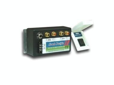 Unidad de control remoto LC-1270 Equipo cubierta