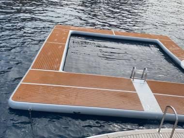 piscina inflable para mar Otros