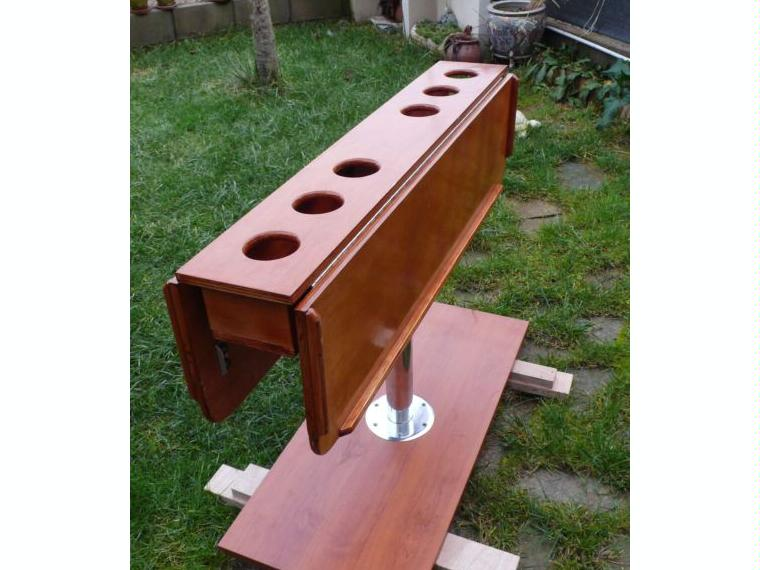 Mesa plegable para barco de segunda mano 50685 cosas de for Mesa plegable ikea segunda mano
