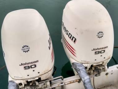 2 motores fueraborda 90 cv Motores