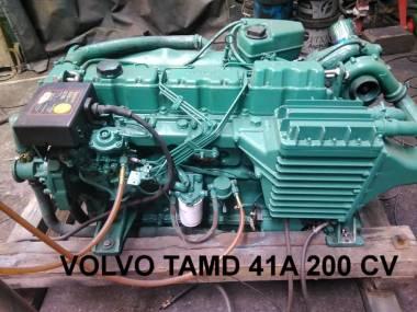 VOLVO TAMD 41A 200 C.V Motores