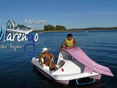 Hidropedales Marengo / Fabricantes Navegación