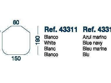 Sabana Bajera Ajustable Mod.B 190x60x150cm Marine Business Confort a bordo