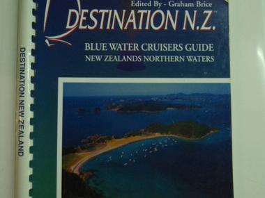 LIBRO BLUE WATER CRUISING GUIDE NEW ZEALANDS NOTHERN WAT Navegación