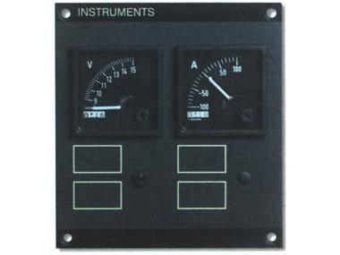 Módulo para voltímetro y amperímetro analógicos de 48x48 mm Otros