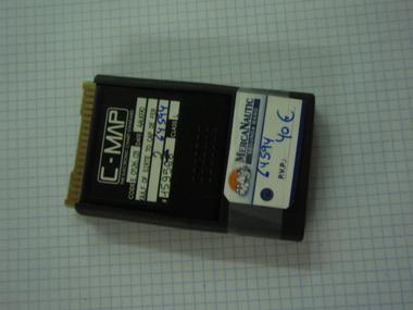 CARTA C-MAP GULF OF SIRTE TO CAP DE FER Electrónica
