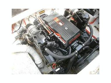 mercruiser 5.7 Motores